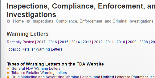 warning-letters